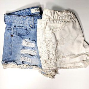 Lot of Two Pairs of Shorts